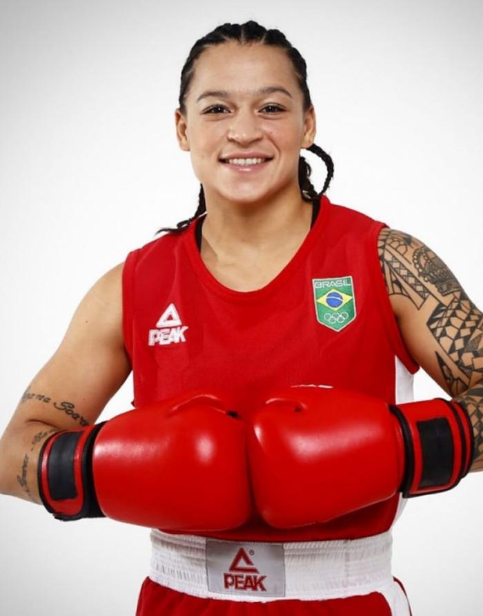 Beatriz Iasmin Soares - Boxe
